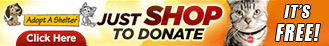 –Adopt A Shelter – Just Shop To Donate!